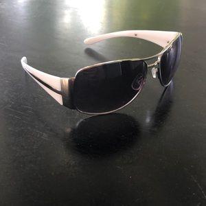 Esprit white sunglasses